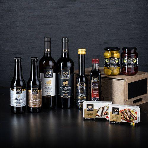produtos gourmet delicatessen espanha
