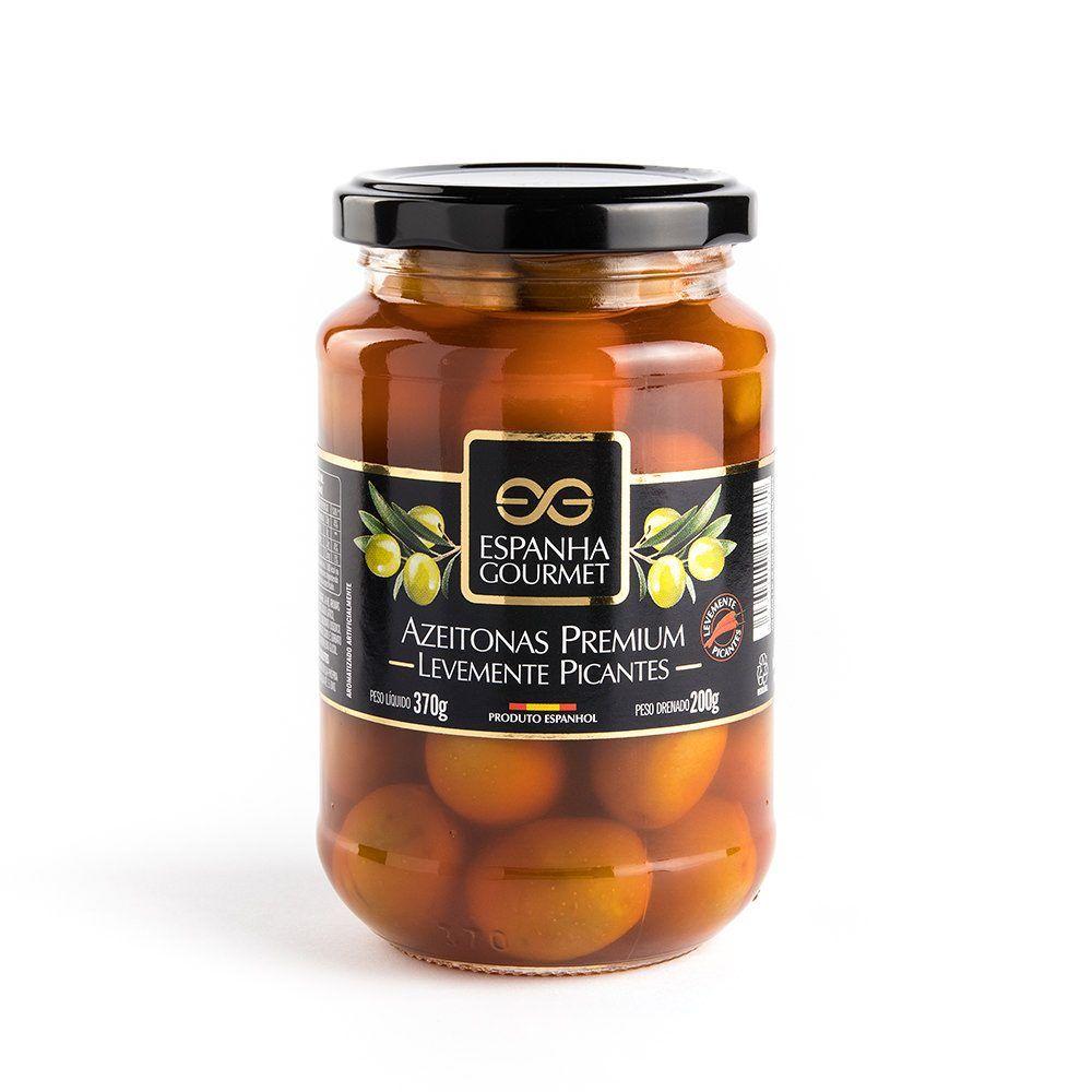 produtos gourmet delicatessen espanha azeitonas premium picantes