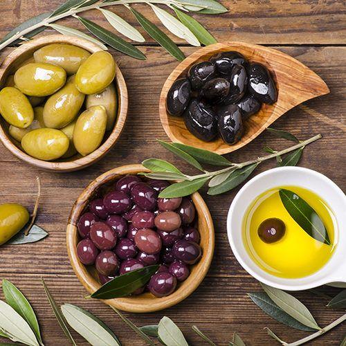 produtos gourmet delicatessen espanha azeitonas premium