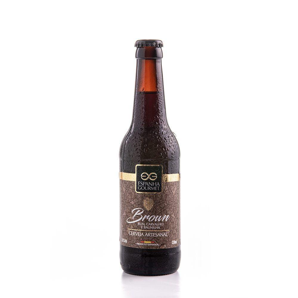 produtos gourmet delicatessen espanha cervejas artesanais brown fria