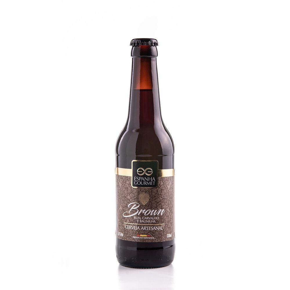produtos gourmet delicatessen espanha cervejas artesanais brown quente