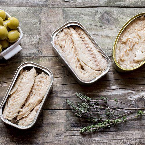 produtos gourmet delicatessen espanha conservas de pescados premium