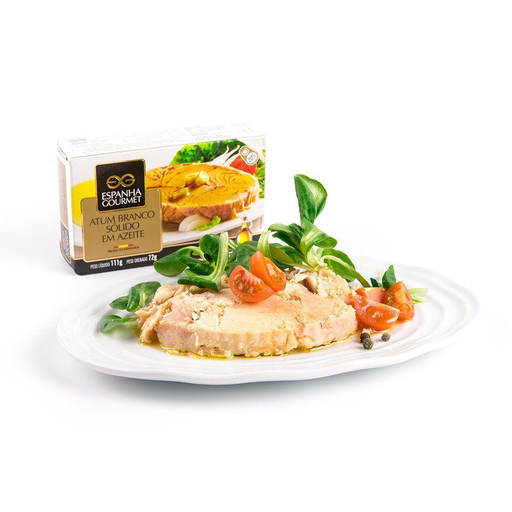 produtos gourmet delicatessen espanha azeitonas conservas pescado atum branco prato