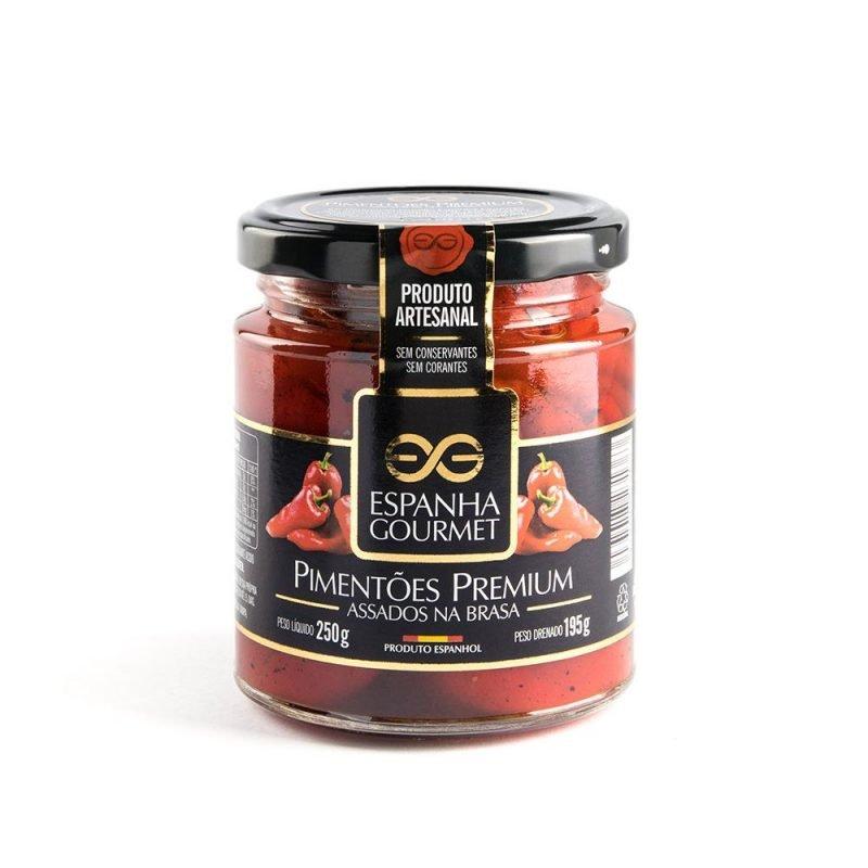 produtos gourmet delicatessen espanha azeitonas conservas vegetais pimentoes premium