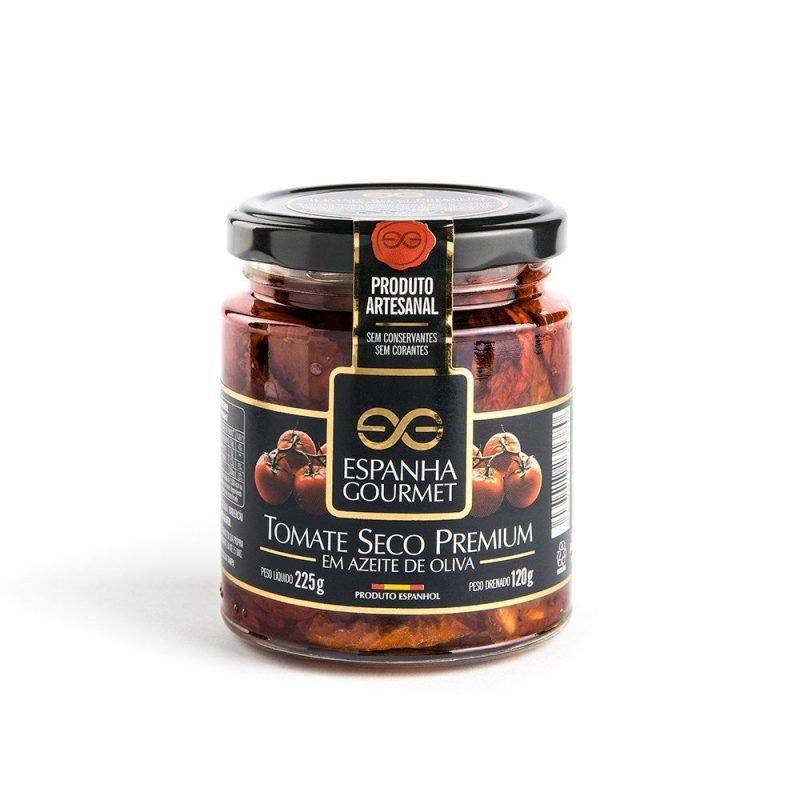 produtos gourmet delicatessen espanha azeitonas conservas vegetais tomate seco premium