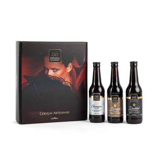 produtos gourmet delicatessen espanha kits presente cervejas