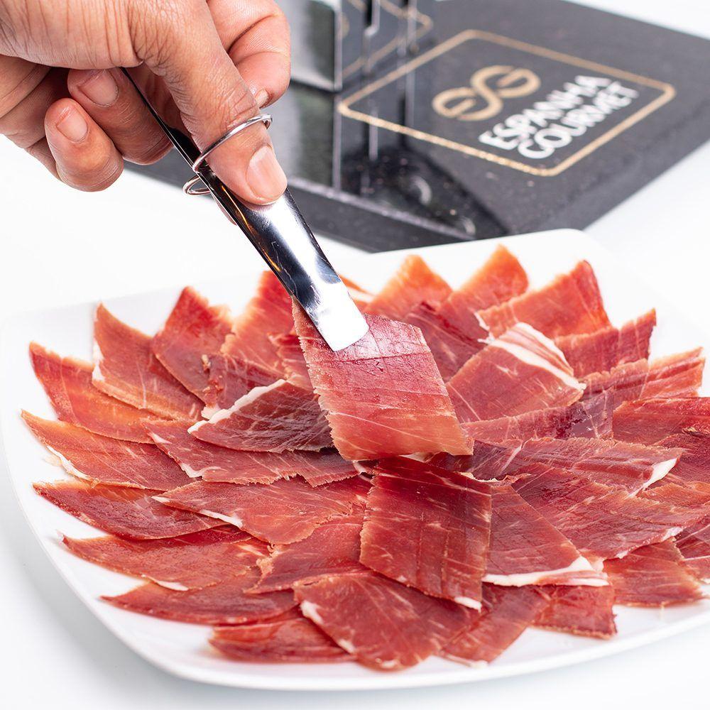 produtos gourmet delicatessen espanha presuntos embutidos jamon pinza