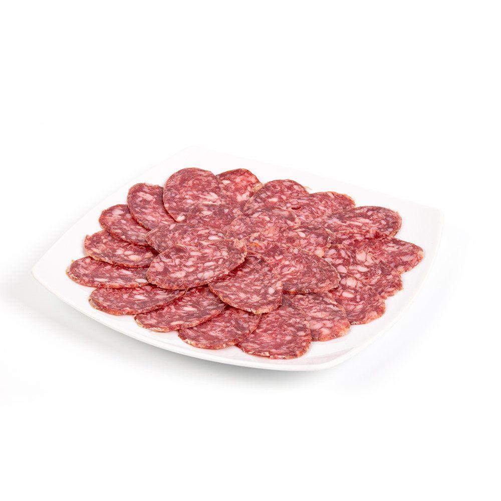produtos gourmet delicatessen espanha presuntos embutidos salame iberico prato