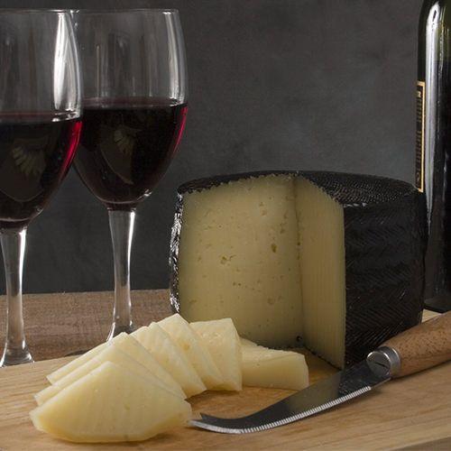 produtos gourmet delicatessen espanha queijos manchegos premium