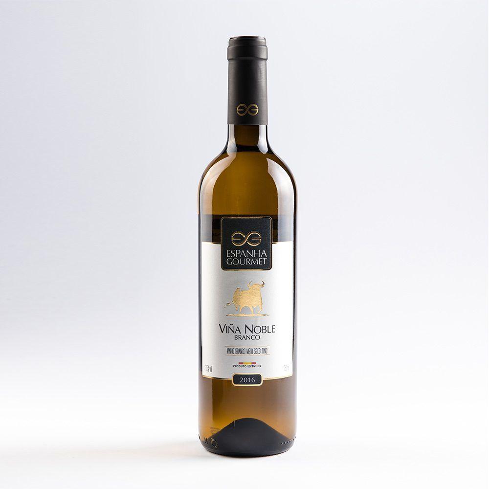 produtos gourmet delicatessen espanha vinhos viña noble branco
