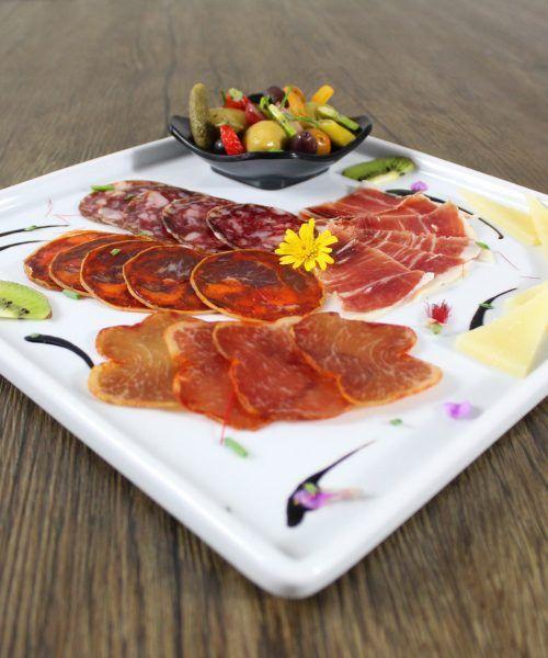 produtos gourmet delicatessen espanha gourmet tabua de frios